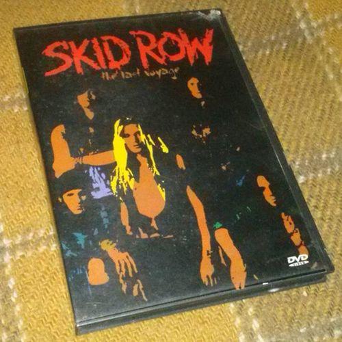 Skid Row - The Last Voyage ,Live in Rússia SkidRow Hairmetal Rock80s Rocknroll classicrock sebastianbach