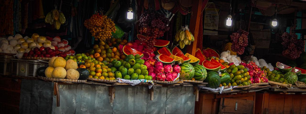 Fruit trade