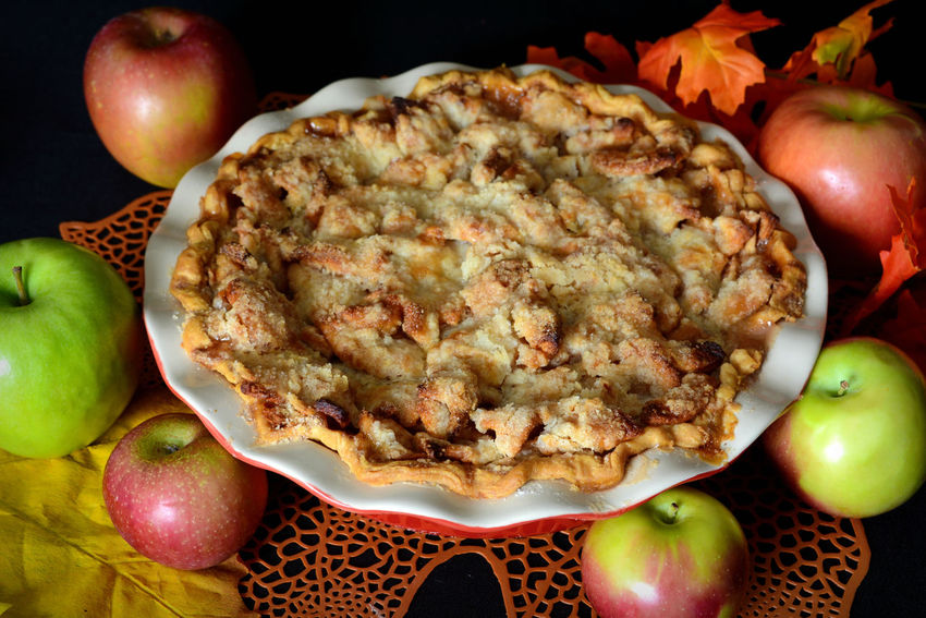 Apple Orchard Apple Pie Apples Atumn Autumn Colors Dessert Dish Dutch Apple Pie Fall Fall Colors Fall Leaves Food Food And Drink Fresh Baked FreshBaked Freshness Fruit Harvest Home Made Indulgence Pie