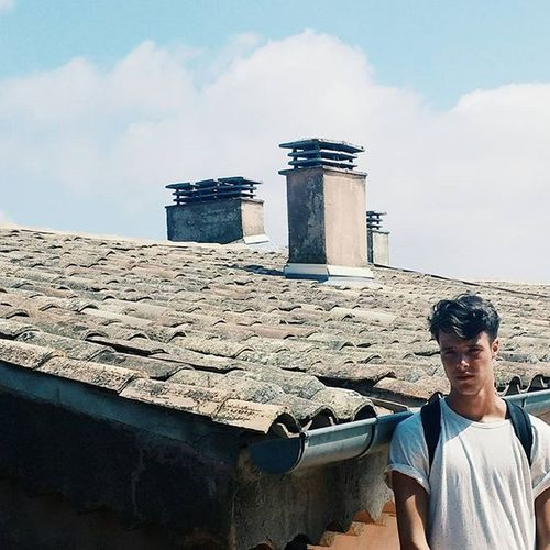 Vscocam kom van dat dak af