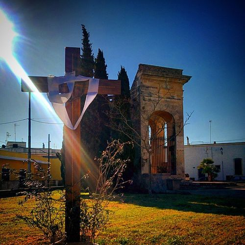 Ortelle Salento Sepolcri Pasqua