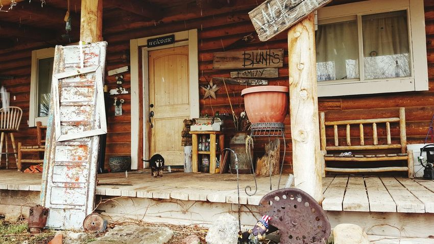 Here Belongs To Me Country Life Log Cabin Home Enjoying Life home in the Spring. ..a little rain, a little snow, everything beginning to bud