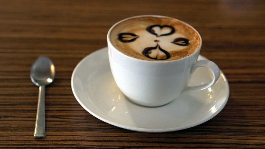 Coffee Time Sony A6000 Nwin Photography Beyond Coffee Love Coffee Coffee Love Togetherness Love EyeEm Selects Coffee - Drink Coffee Cup Drink Saucer Latte Cappuccino Cafe Frothy Drink Food And Drink Espresso Table Refreshment Froth Art Mocha Teaspoon Indoors  Coffee Break Close-up Plate