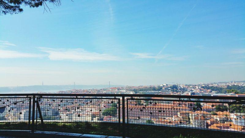 Lisboa Lisbonlovers Lisbon Untold Stories Peace Grateful Path Onmyway Peaceful TakeABreath Sky Relaxing Moments Lx Goodvibes