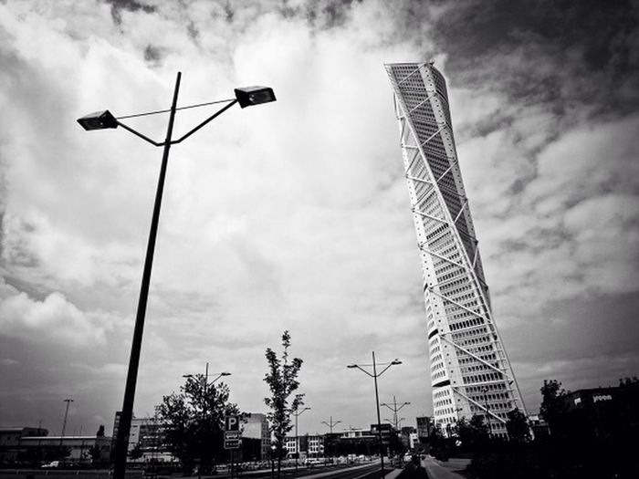 Turning Torso Divearchitecture