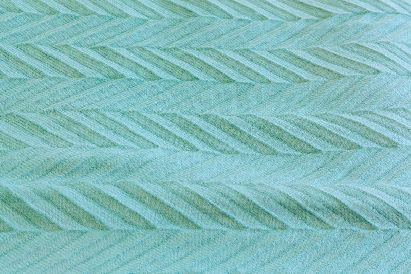 Soft turquoise fabric with arrow pattern background texture pattern Abstract Art And Craft Backgrounds Blue Close-up Design Full Frame High Angle View Indoors  Man Made Man Made Object Material Nature No People Paper Pattern Softness Striped Textile Textured  Textured Effect White Color