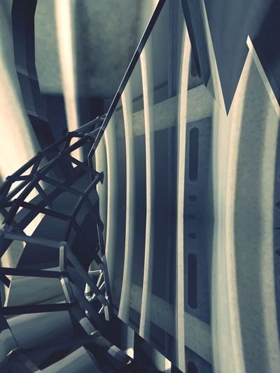 Architectural Detail Imagination Geometrical Patterns Geometry Imaginary Architecture Object From Nowhere Industrialbeauty