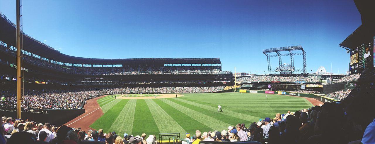 Mariners Baseball Stadium Baseball Field Seattle Seattle, Washington