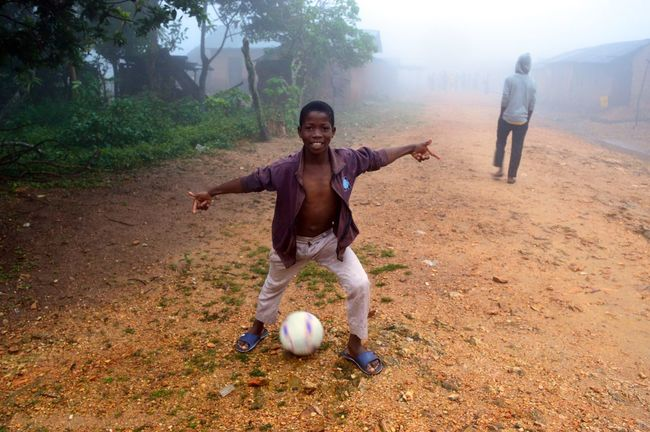 Africa African Child Sport Togo First Eyeem Photo