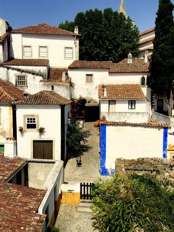 Architecture Building Exterior Built Structure Outdoors Town Tree Day No People Sky EyeEmNewHere Architecture Art Is Everywhere Portugal 🇵🇹