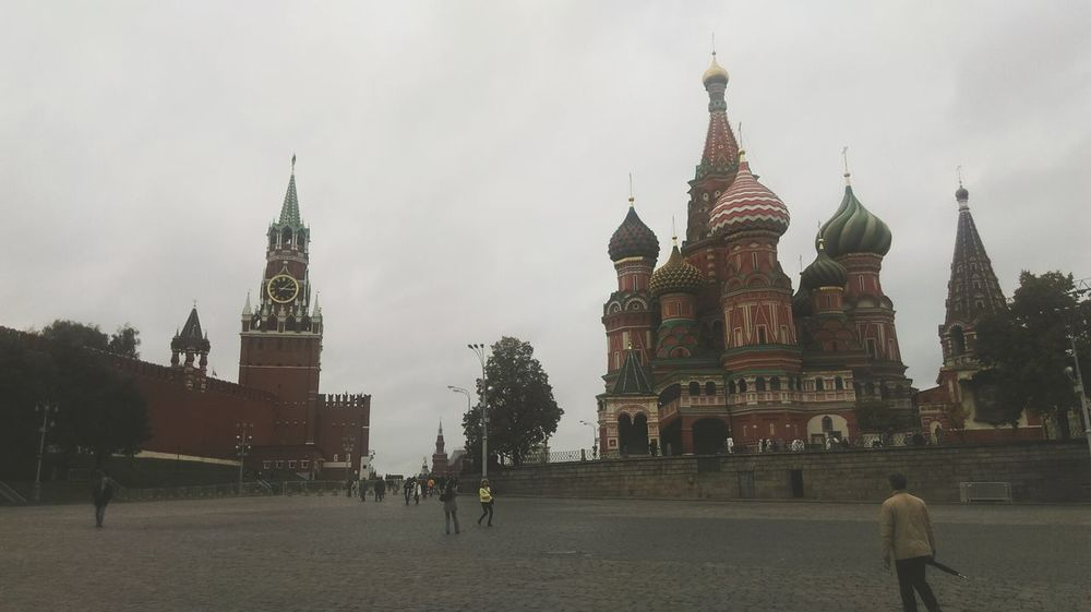 TakeoverContrast город Москва центр Moscow Center
