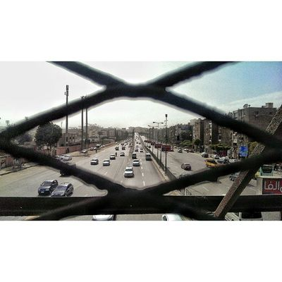 Looking At Nasr City From This Bridge Is Totally Different Somehow. Cairo Everydayegypt تصويري  Mycairo cairobyme