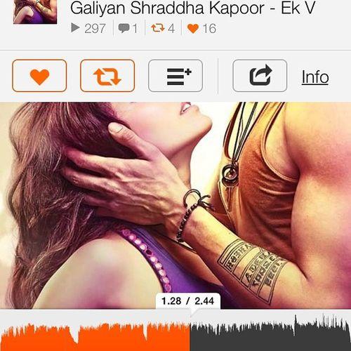 Galiyan_teri_galiyan Awesome Song Just loving this song_____ ????❤❤?????