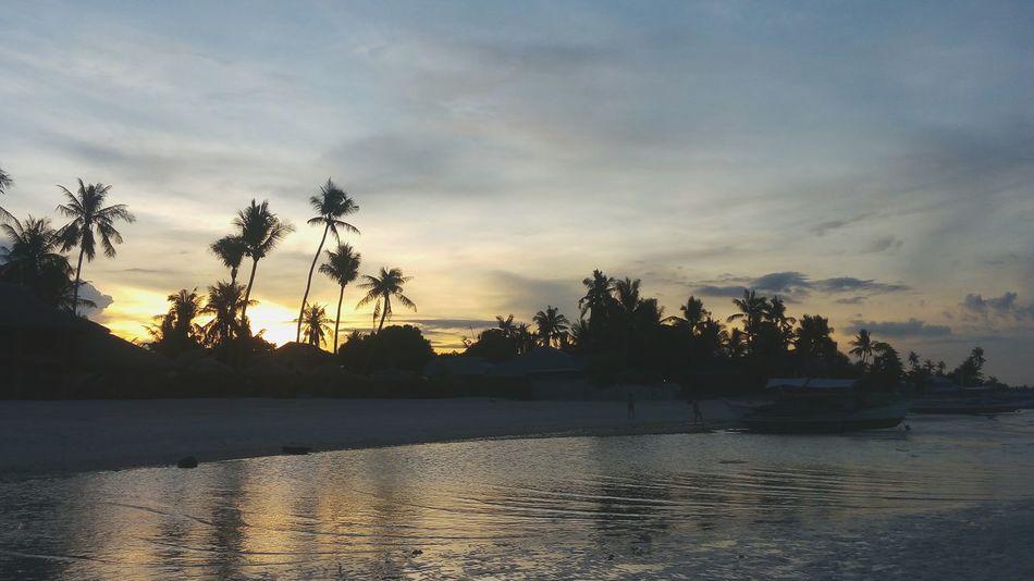 Sunset Beach Islandlife Bantayanislandcebu Packedup BantayanIsland  Cebu