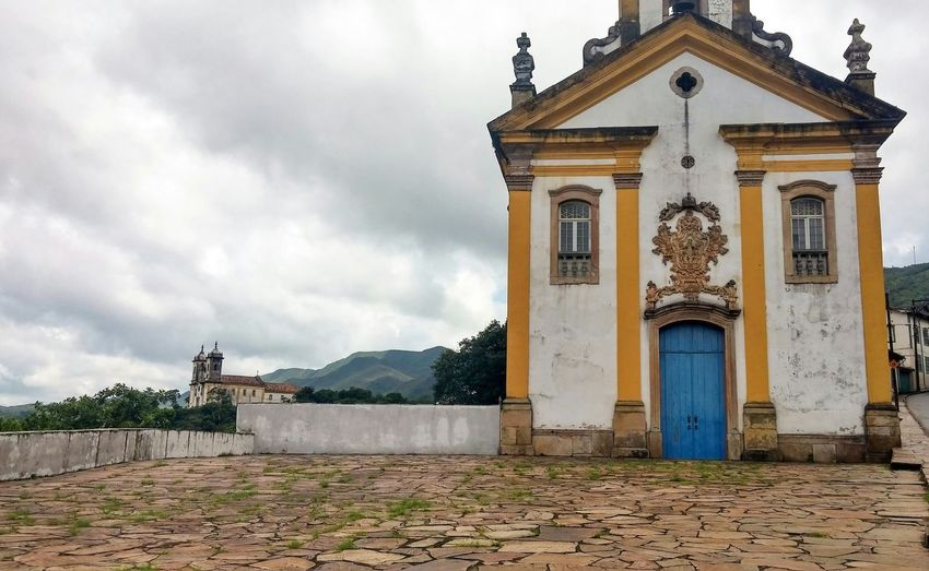 Ouropreto Minasgerais Brazil LG G3 Church Colonial Architecture Architecture Historic City From My Point Of View Taking Photos