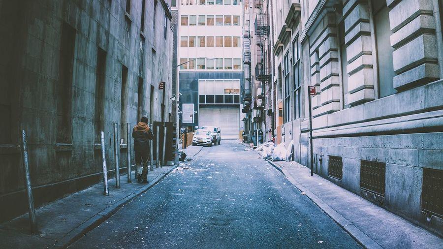 Alleyway Blues