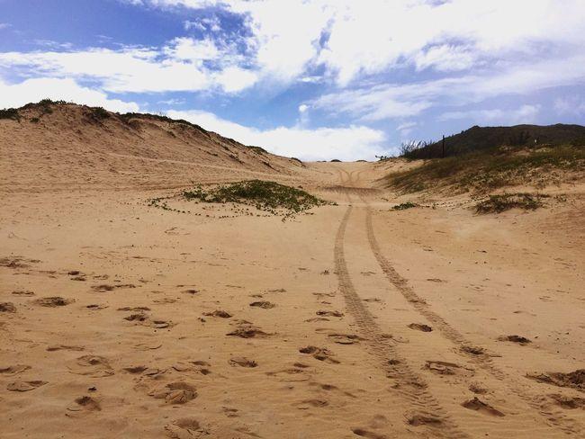 Brasil Praia Da Joaquina, Sc Beachphotography Beach Sand Sand Dune Footprints In The Sand Enjoying Life