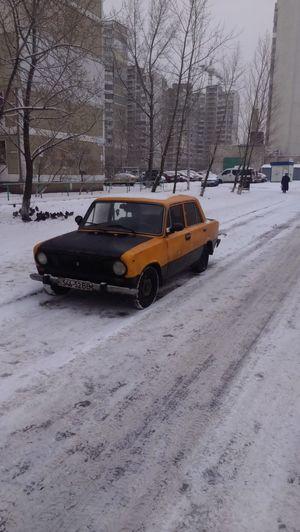 Car Cold