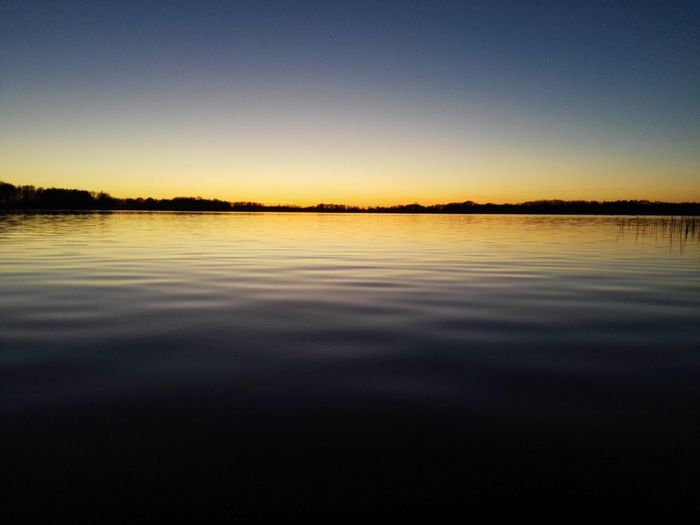 Reflection Sunset Water Outdoors Sky Lake Beauty In Nature Nature December Sunset_collection 3XSPUnity Eyeemphotography HuaweiP9 Cellphone Photography