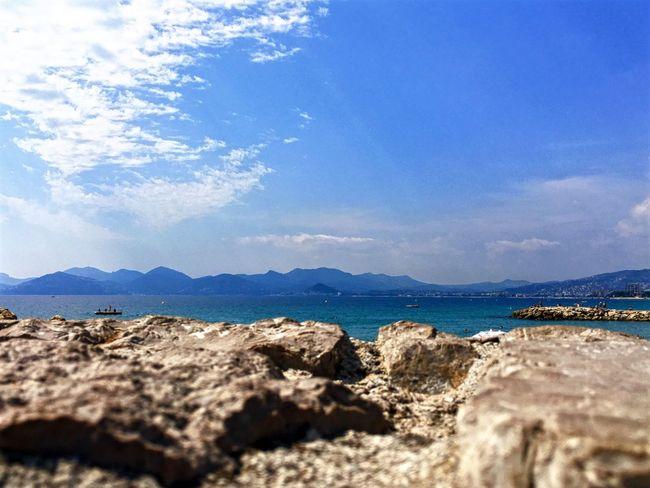 Cannes France Mscfantasia Msccruise Travelling IPhone