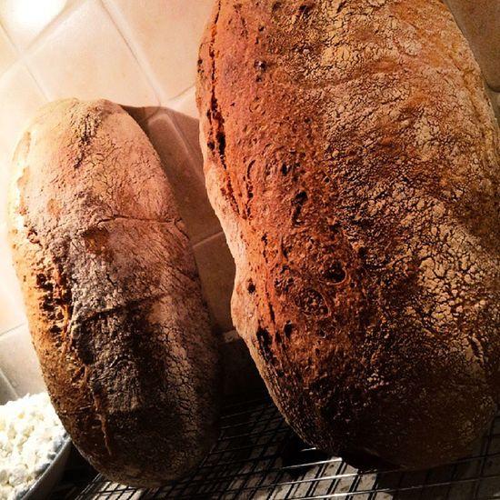 Whole Poolish Bread
