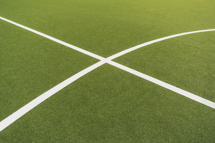 Marking lines on playing field Berlin Curve Germany 🇩🇪 Deutschland Horizontal Mock Backgrounds Color Image Competitive Sport Dividing Line Grass Green Color Imitation No People Outdoors Playing Field Single Line Soccer Field Sport Synthetic Team Sport White Color