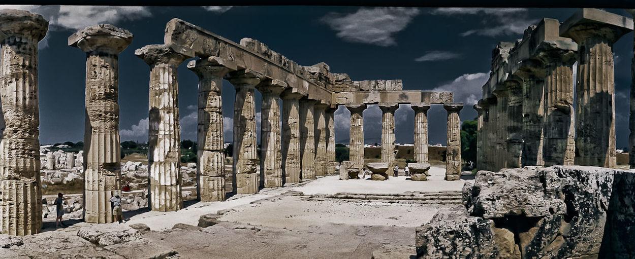 Archaeology Valle Dei Templi Agrigento Magna Grecia Archaeology