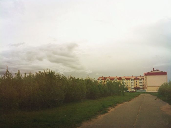 Severodvinsk EyeEmBestPics IPhone 4 проспект Победы