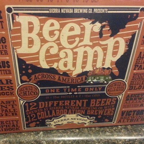 I finally picked up a case of Beercamp . Whats are your favorites? Craftbeer Beersnob