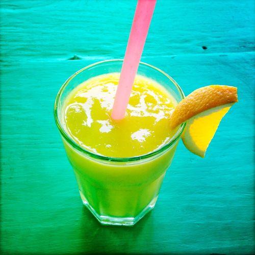 Fruitjuice Mangojuice Glasses Straw Juice Drinking Drinks Fruit Tropical Tasty