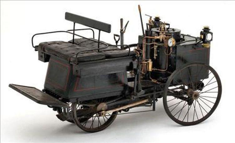 World's first car EyeEmNewHere
