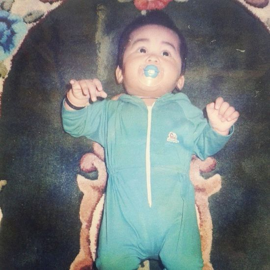 When i was four months old :) Life Happy Cute 1993 throwback