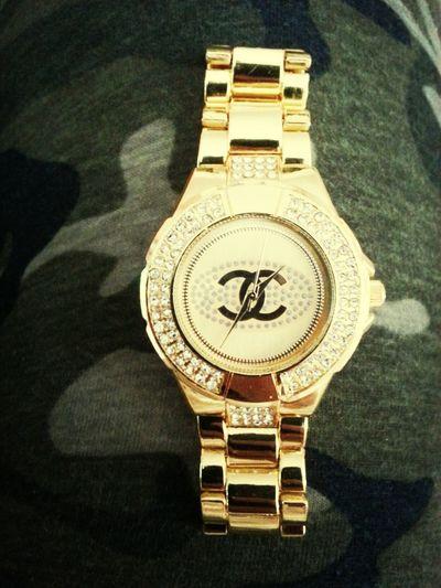 I'v a chanel watch *---*