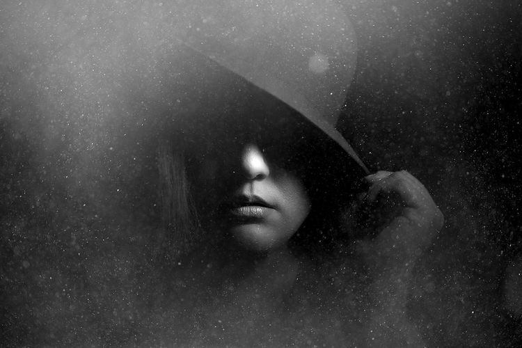Bw_portraits BW_photography Dark Portrait Selfportrait Selfie ✌ My Art, My Soul... 😍😍 Russia Portrait Of A Woman