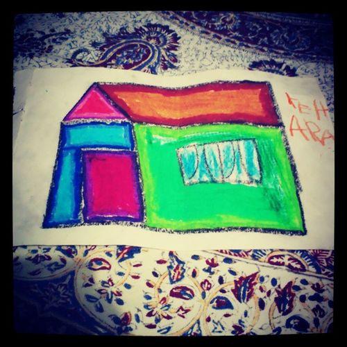 Whpimadethis Kidsdraw Home Color kindergarten