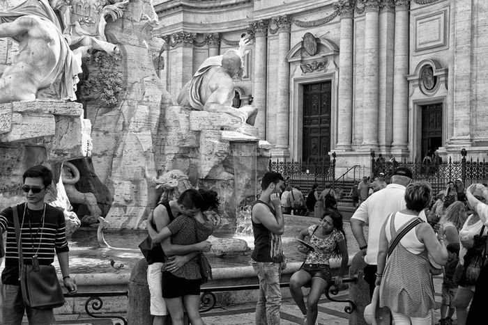 From Rome with love Architecture Building Exterior People Rome Spirituality The Street Photographer - 2017 EyeEm Awards Turism
