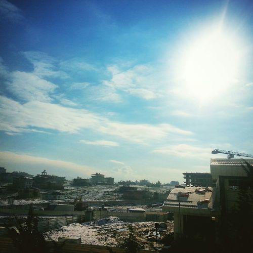 Sun ☀ & Snow ❄