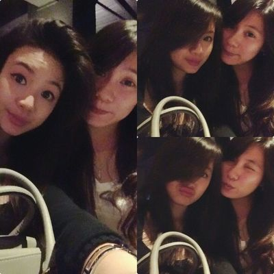 Me Besties Lovely Cute asian girls beauty instadaily instafriendship instabest instapic like4like follow2follow tags4like