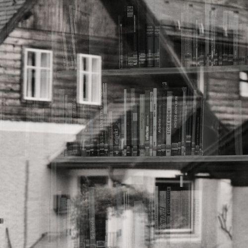 Hallstatt Austria October Autumn Books Library BookLovers Bookworm Visual Creativity