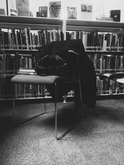 The joys of reading in the age of distraction American Library In Paris Chair Library Book Manteau Reading A Book First Eyeem Photo