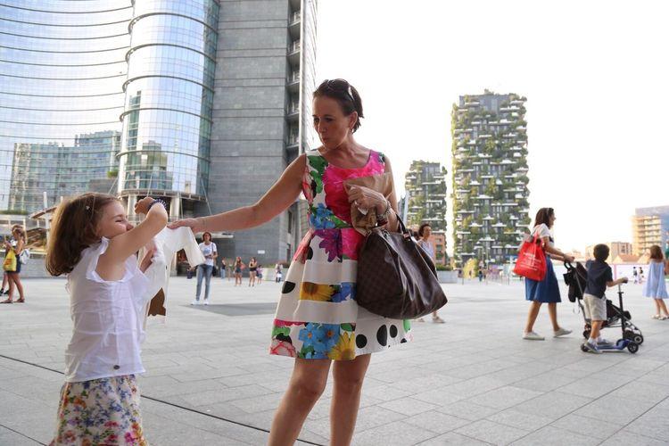 Milano Aulenti Fashion Canon Italy