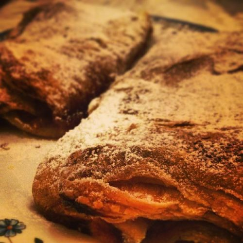 Instafood sweet Pumpkin pie Placinta Dovleac romania Lebanon