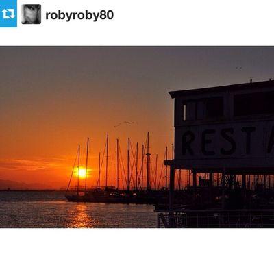 Instafitit EyeEm Best Shots Sunset Silhouette Dear followers: you're kindly invited to see the original photo and visit the gallery of the author.
