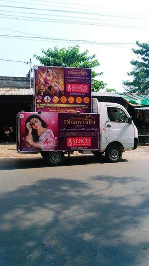 AD. On Wheels