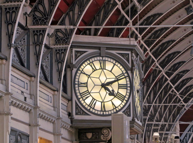 As Time Goes By Paddington Station Station Station Clock Waiting Big Clock Clock Clock Face Clock Time Day Hour Hand Indoors  Minute Hand No People Roman Numeral Time Time Ticking Away