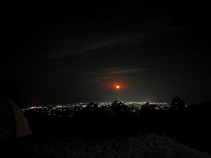 Red Moon the Bakunawa