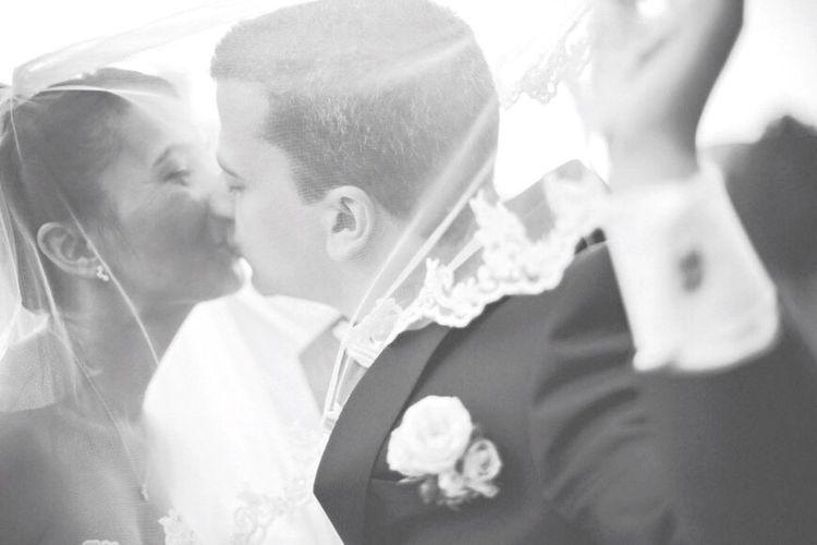 Open Edit Love Kiss Bride Wedding Emotions Blackandwhite Moments I Love My Job! Better Together