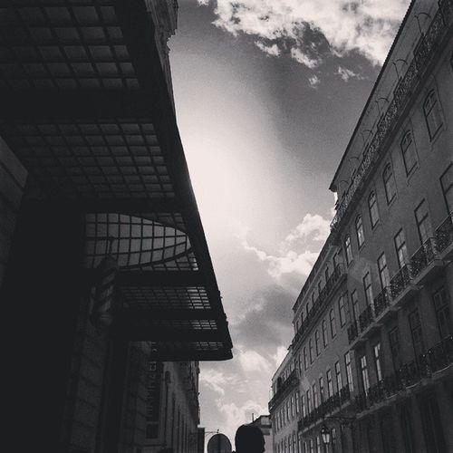 Chiado Lisbon Cloudporn
