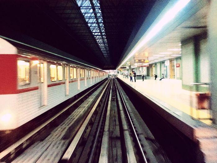 Metro Sıhhiye Ankara