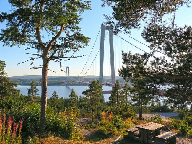 The high coast bridge, Sweden. High Coast Bridges Architecture Västernorrland EyeEm Gallery Travel